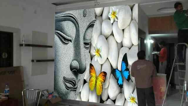 we are the best customized wallpaper designer in kolkata