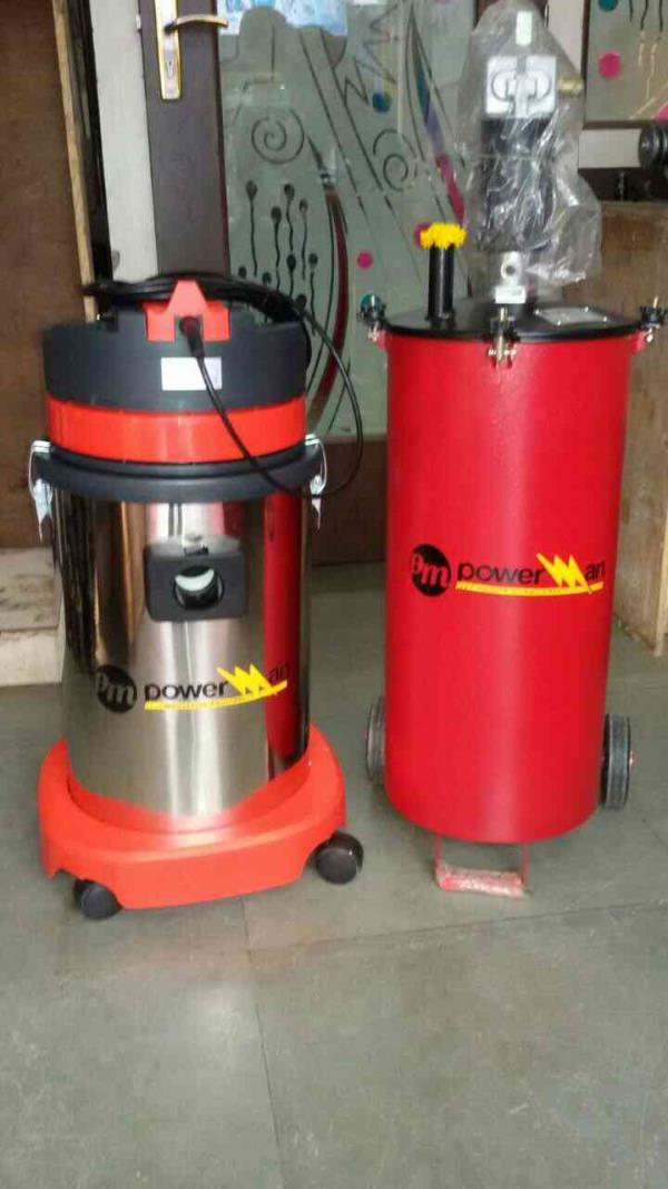 we are leading manufacturer of vaccum cleaner and grease pump