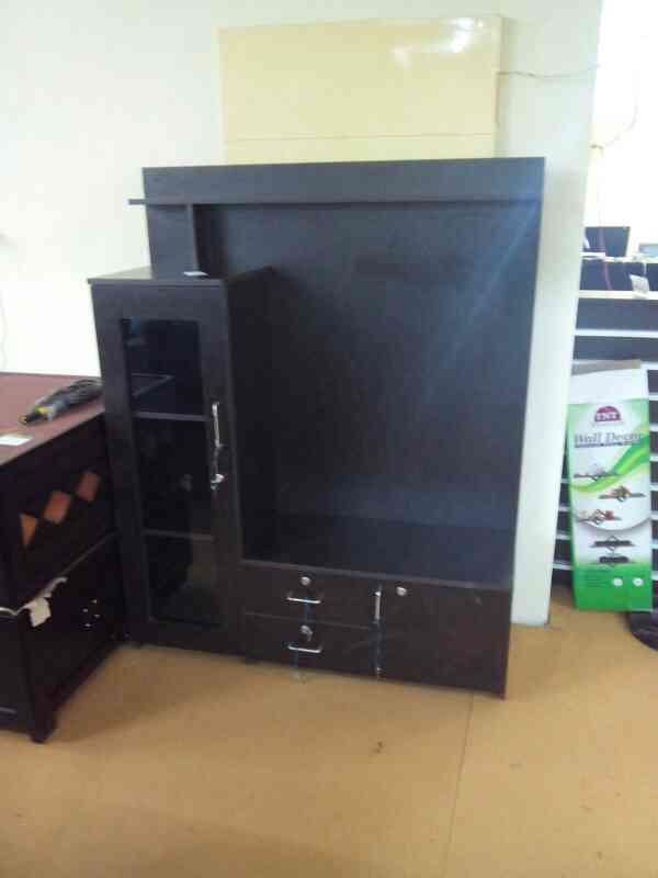 T.v unit - by The Green Apple furniture &Interiors, 5-8-57/1to 6 Beside Kamat Hotel Nampally Station Road