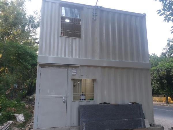 Double Storey Office Container Size 40'x16 ft. - by J K TECHNOLOGIES, Delhi