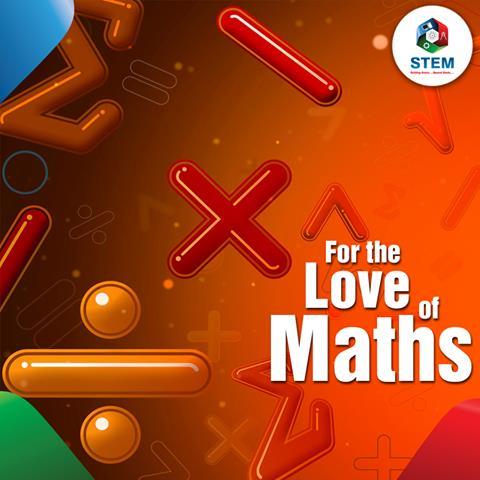 #MathsBee- Without mathematics, there's nothing you can do. Everything around you is mathematics. Everything around you is numbers - Shakuntala Devi - by Stemlearning, Mumbai Suburban