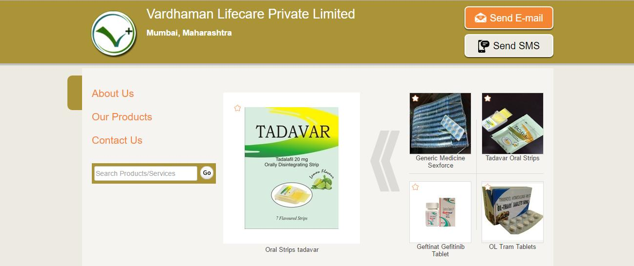 Vardhaman Lifecare Private Limited is the Best manufacturer, supplyer, trader and exporter for an extensive range of a best quality Cancer Medicines in Marine Lines Mumbai.  We,