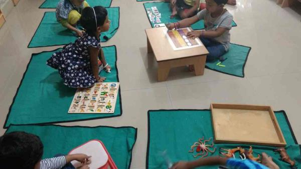 Best Playschool in Kadugodi  Dayspring Montessori House of Children is one of the best Playschools in Kadugodi next to Keerthi Residency apartment. We have two curriculums in our school - play way method and pure Montessori methodology. Our - by Dayspring Montessori House of Childern, Bengaluru