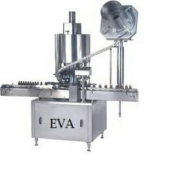 we are manufacturer and supplier all types of liquid filling machine like syrup filling oil filling pesticides liquid filling dry syrup hair oil filling master oil filling all types of industries and Capping machine also like automatic Ro - by Eva Pack Machinery, Ahmedabad