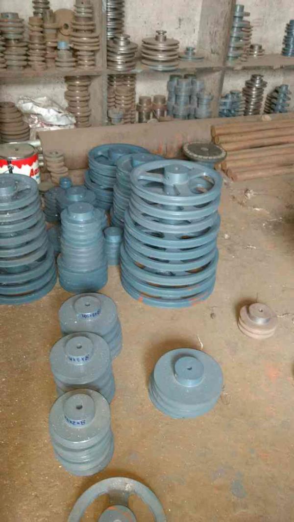 V-Belt Pulley Manufacturers in Rajkot.