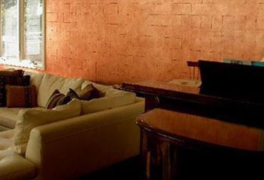 Copper Leaf Application Services in Delhi, India  Looking for copper leaf application services for interior or exterior walls and furniture? Wall art offers your gilding services or copper leaf application service in Delhi/NCR, India. Wall  - by Gold Leaf & Silver Leaf, Gurgaon