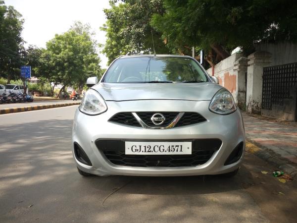 Nissan Micra XL(O) 2015 25000KM Run Price :- 500000/- Niraj Patel 8401978271 - by MUNIM AUTO, Ahmedabad