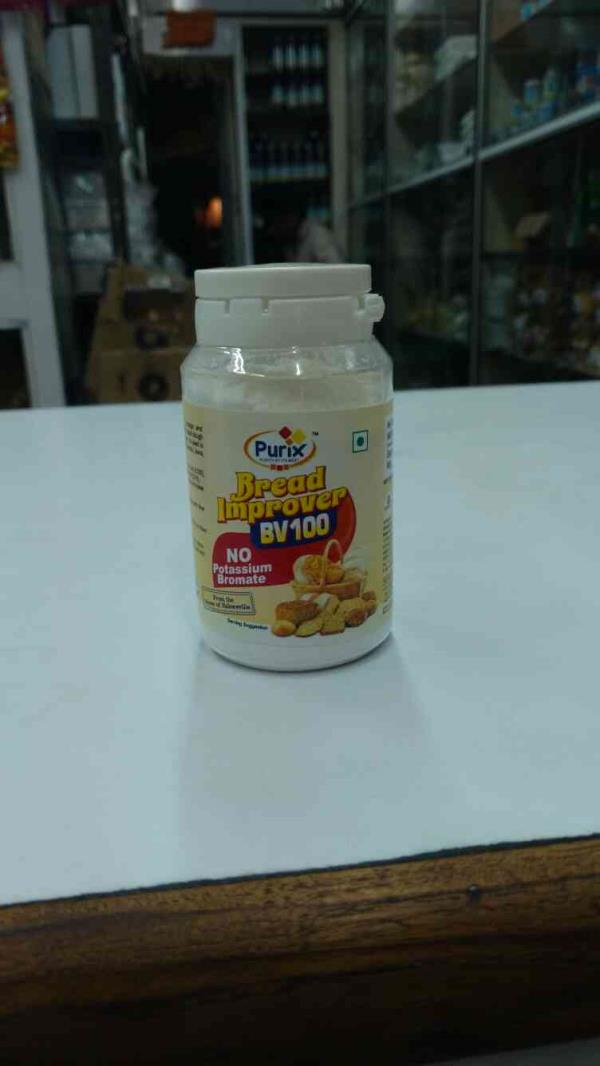 Purix BREAD IMPROVER BV100 now available at Chawla Essence Mart.. Adding flavour to life.. so bake it with you love bake it with Chawlas' - by CHAWLA ESSENCE MART, Hyderabad