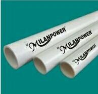 WE MILANPOWER MANUFACTURER AND SUPPLIER OF PVC CONDUIT PIPE AND FITTINGS IN JAIPUR - by MILAN POWER - Manufacturer And Distributor Of Wires, Cables And Electrical Accesories., Jaipur