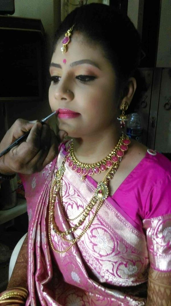 south indian traditional makeup artist in chennai...makeup and hair pest pakege call 9790788618 - by Bridal Makeup Artist Chennai - Sri Sarath 9790788618, Chennai