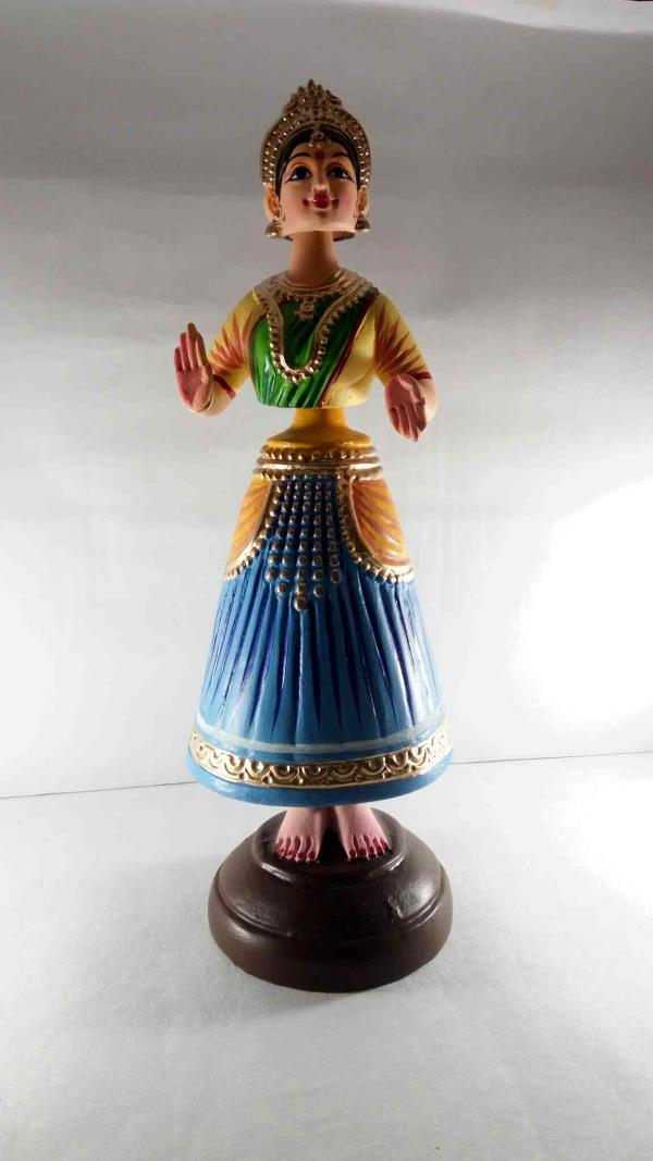 Puja Items Online shop Navarathri Golu Dolls in clay paper mache terracotta wood available now. limited stocks. order now at www.pujacelebrations.com - by Puja Celebrations. Call Us @ 9087270009, Chennai