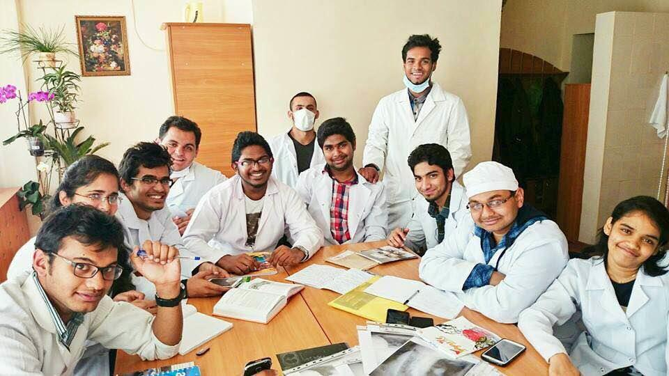 Study MBBS & Explore your Dream in UKRAINE  - by Nest Abroad Studies Academy, Madurai