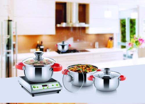 Kitchenware stainless steel product manufacturer in Delhi  We manufacture stainless steel kitchen products of very high quality used at home. Our kitchen utensils exports in PAN India.