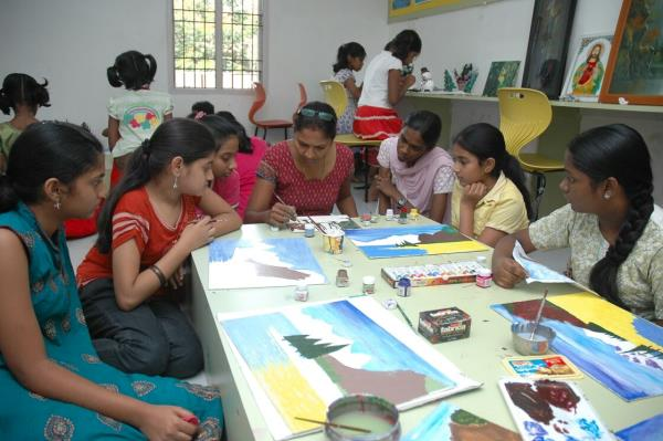 Maven planned Fun filled activities, Games, Art and Craft with prizes for every one for age 3 to 12 years. This Camp starts from 25th September 2016 to 1st October 2016.   Timing : 10 am to 12.30 pm   - by MAVEN THE ART ACADEMY, Chennai