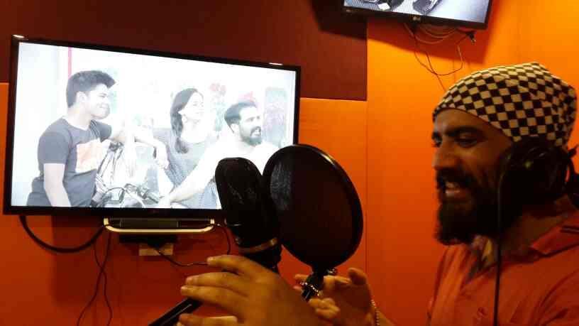 M.k.studio wakad chalenger  jawani jindabad marathi movie dubbing  - by M K Studio, Pune