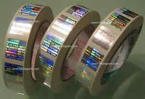 Holographic barcode labels manufacturers  Vijay laxmi labels private limited - by Vijay Laxmi Labels Pvt Ltd - Label Manufacturer Delhi, New Delhi