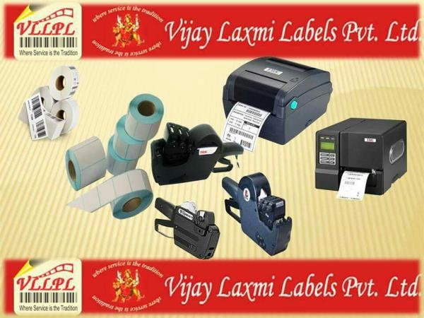 Everything to Any thing in Barcoding, and auto identification Vijay laxmi labels private limited - by Vijay Laxmi Labels Pvt Ltd - Label Manufacturer Delhi, New Delhi