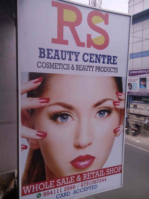 Beauty shop in Chennai
