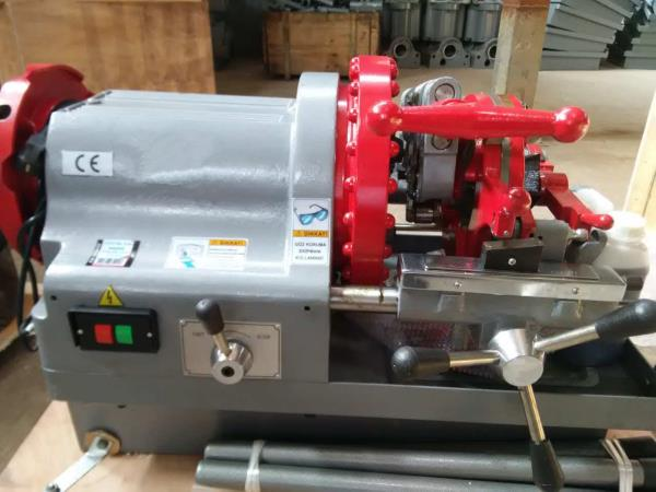 Pipe Threading Machines for Fire Fighting Electrical fitting Conduit Pipes Plumbing Bolts  select from our wide range of models MPT50, MPT100, MPT50E, MPT50D  MASCOT MACHINES DELHI- 6    011 47086737, 9810137375 - by Mascot Machines, Delhi