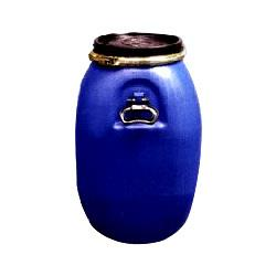Available with us is once used small plastic drum, which has a capacity of 60 liters. This drum is best suited for the handling, storage and transit of various kinds of material. The lid provided with the drum is strong and durable, which e - by Balaji Trading, Chennai