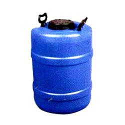 Used Plastic Carboys Jerrycans Distributors in chennai  The Plastic Carboys Jerrycans available with us is extensively demanded by the clients for its applicability in various industrial purposes. This can has the capacity of 50 liters is i - by Balaji Trading, Chennai