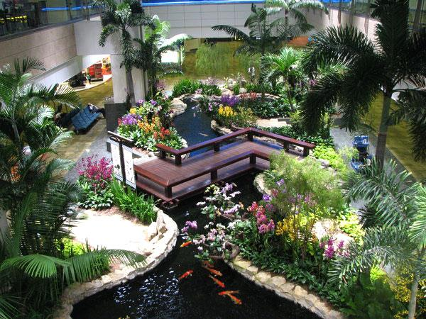 Indoor Garden Designer in Gurgaon  Arcane Motif is a full-service landscape company capable of providing a complete spectrum of landscape services to meet all your needs from the moment you step outside your home. for more details http://ar - by Arcane Motif - Landscape Design Services, New Delhi