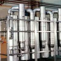 Multi Effect Evaporators  We are engaged in manufacturing of a comprehensive range ofMulti EffectEvaporators.These are made by using quality raw material and latest technology and meet the required quality standards. The product goes under several quality tests under the supervision of the appointed quality auditors.  Features:  High Product QualityCompact designEasy operation & automatic controlGeneration of Reusable Condensate WaterFully Customized Designed SystemHighest energy efficiencyLowest Operation & Maintenance CostOperator FriendlyEasily UpgradeableHighest Steam EconomyHigh Product QualityCompact designEasy operation & automatic control.  We are located in Vadodara, Gujarat.