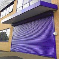 We are skilled in offering our clients a comprehensive range of Rolling Shutters. The operator installed in these rolling shutters is without spring & maintenance free. Besides, these operators are also equipped with side one motor system, side brackets and manual override systems. These shutters also have both side ball bearing and hence are suitable for industrial use at the time of power failure. We are looking queries from Ahmadabad, Gujarat.  Some other attributes that add to the quality of our offered products are as follows:  Easy operation Simple installation Less maintenance  Specifications:  Thickness: 0.6 mm - 1.2 mm Material: Aluminium, Stainless steel Length: 77 mm
