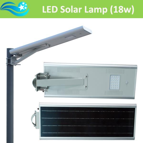 Abrol Solar Street Light   ABROL SOLAR STREET LIGHT QUALITY Product:  Solar panel: high efficiency monocrystalline silicon /sun power from USA, with 25 years lifetime; LED lamp: Bridgelux from USA, good quality for 50000h lifespan; Battery: - by Abrol Group, Chandigarh