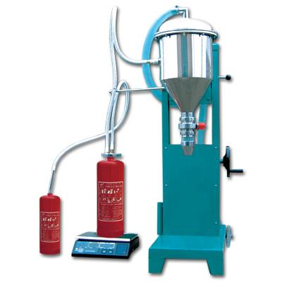 FIRE EXTINGUISHERS REFILLING SERVICE