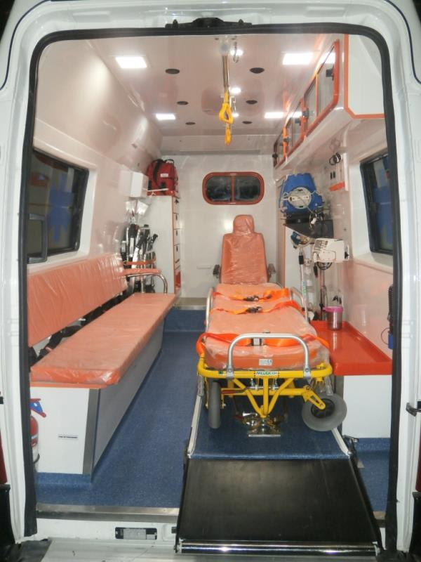 ACLS Ambulance in Faridabad  BHPL is India's leading Ambulance Fabricator.