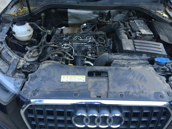 We're completed now AUDI Q3 Water Pumps Unit With Timing Belt Kit From YESMOTOR (Bosch Car Service) - by YES MOTOR, bangalore