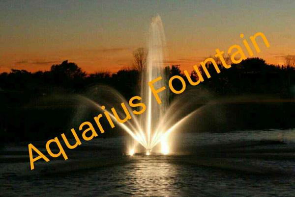 Aquarius are engaged in providing a wide range of Floating Fountains of premium quality Fountain Nozzles, Swimming Pool Led Lights, Fountain Led Lights, Fountains , Fountain Nozzle Led Lights, Garden Led Lights  These are appreciated for it - by Aquarius Technology, New Delhi