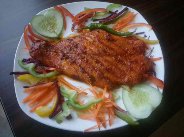 BBQ Fish Boneless - by ZAITOON RESTAURANT, Madurai