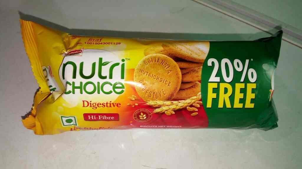 WE ARE SERVING YOU A BEST QUALITY IN BRITANNIA NUTRI CHOICE BISCUITS  FROM GOEL GENERAL STORE IN NEHRU VIHAR