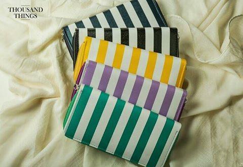 Stripe is the new plain! #walletlove #wallets