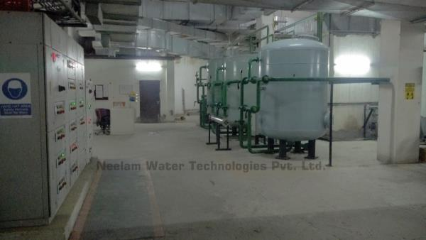 The Sewage Treatment Plant (STP)has the following operating procedure:  An Initial Screening & Oil/Grease Trapping  Equalization in STP Sludge Return Process Bio Reactor  Settling take place in settling tank of STP plant.  Two Step Media Fi - by Neelam Water Technologies @ 8826997566, South Delhi