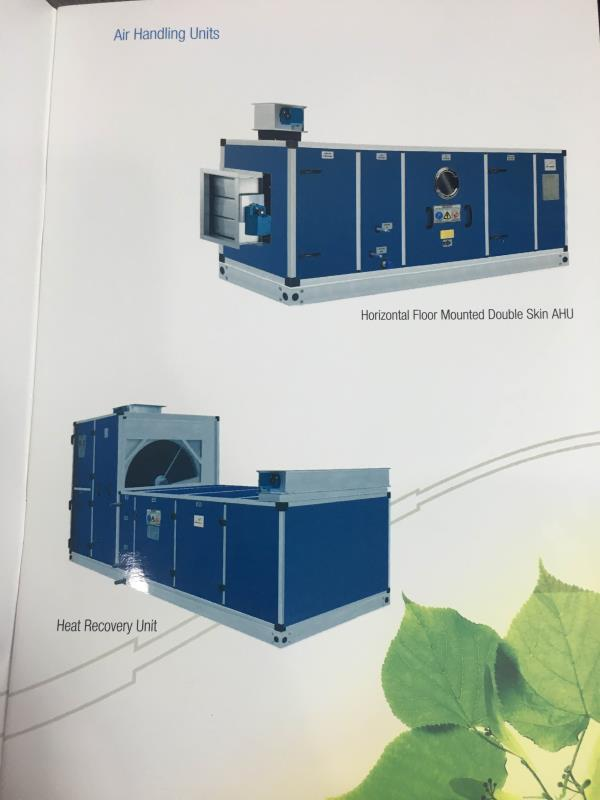 Air handling units of one of the best qualities - by Air vision Technologies Pvt Ltd, Sativali