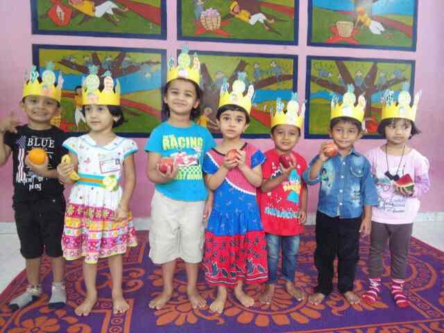 The best playschool in Bangalore Children love their school and learning they do at Periwinkle Preschool and Daycare, Banashankari and Srinagar