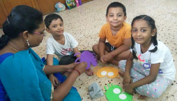 Maven is conducting art and craft workshops for the age 3 years and above . This workshop starts from 3rd october 2016 to 8th october 2016. Timing 10am to 12.30 pm. - by MAVEN THE ART ACADEMY, Chennai