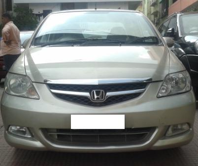 HONDA CITY ZX GXI:MODEL 09/2007, KM 66671, COLOUR HEATHER MIST, FUEL PETROL, PRICE 350000 NEG.USED VEHICLE FOR SALE COMPLEAT SHOWROOM TRACK. - by Nani Used Cars, Hyderabad