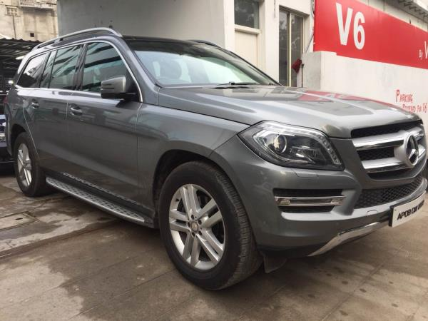 Mercedes Benz GL350 2014 model excellent maintained with history and fancy number  - by Vasant Motors Pvt Ltd, Hyderabad