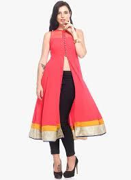 We are Manufacturing & Supplying Kurtis, We have different type with Fancy Kurtis, Pranjal Creations is a unique & reputed organization in the market, our kurtis are available in different catallogue