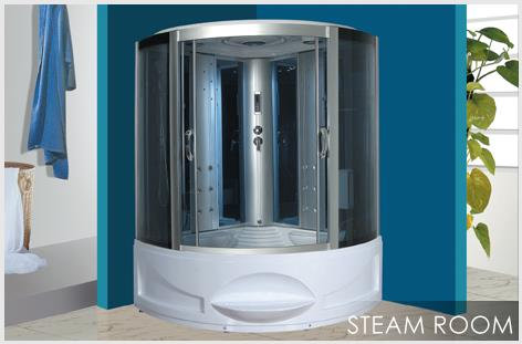 Steam Shower Rooms  You can avail from us a range of steam showers that are fabricated using premium grade raw material.We offer our steam shower rooms.  We Are The Leading Manufacturer Of Steam Shower Rooms In Delhi
