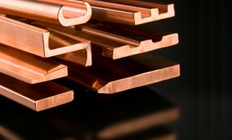 Copper strips, flats, bars, rods and profiles meeting international quality standards are supplied in both OFHC and ETP grade by Continuous Extrusion process. We supply these products as per customer drawings and preferences. With a minimum of 99.99% purity and Oxygen content less than 10 ppm, our products offer conductivity above 101% IACS. The specification maintained as per IS1897 / IS 6160.