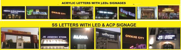 ARE YOU LOOKING FOR A SOLUTION FOR LED SIGNAGES? WE AT DIMENSIONS INDIA 8860908890 ARE THERE TO SOLVE.  WE MANUFACTURE AND FABRICATE THE CUSTOMISED SIZES AND DESIGNS FOR YOUR NEED,  WE USE THE BEST MATERIAL AND THE LATEST TECHNOLOGY TO MANU - by LED SIGN BOARD BY DIMENSIONS INDIA, Delhi