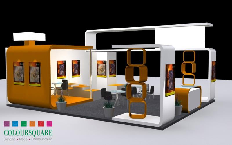 "Stall Fabrication   Th key word in Stall Fabrication is ""Customization"".  We fabricate stalls and give tailor made solutions for creating stalls. Creating a visual impact and making the products shine in available space is our forte.   For  - by Colour Square : Branding - Media - Communication, Delhi"