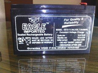 SMF Batteries 12V 7Ah @ wholesale Prices  - by EAGLE ELECTRONIC S, Bangalore